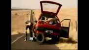 Реклама за гуми Двама Прегазени От Коли И Едно Падане От Мост! Много Весело!