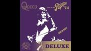 Queen - Jailhouse Rock / Stupid Cupid / Be Bop A Lula (live, Queen 2 Tour)