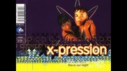 X-pression - This Is Your Night 1994