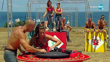 Игри на волята: България (29.09.2020) - част 2: Битка за запазване целостта на племената