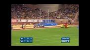 Джъстин Гатлин най-бърз на 100 м. в Монте Карло