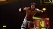 Sami Zayn vs. Justin Gabriel: Wwe Nxt, July 3, 2014