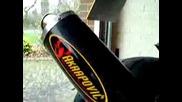2005 YAMAHA R6 Akrapovic Exhaust Sound
