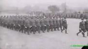 Парад в Албания по времето на Енвер Ходжа 1950г