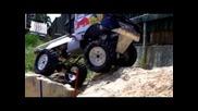 modell rc truck trial - Red Bull Unimog U406 X44v1 2009 mog10 the Rock Crawler