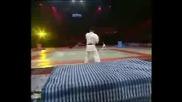 Kyokushin Kata Kanku by Shihan Hitoshi Kiyama + Ice Break