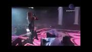 Представянето на Райна на концерта 7 години Планета тв - Нежна Полиция!!!