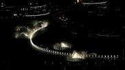 Съвършенно съчетаниe на фонтани под съпровода на Michael Jackson - Triller