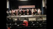 Варненски танц в изпълнение на - ансамбъл Лозенска младост