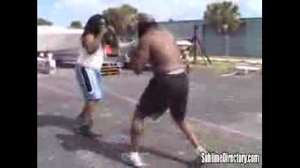 Kimbo Всичките Му Победи Уличен Бой