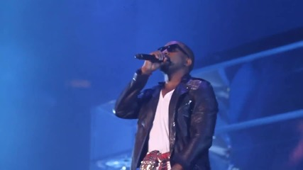 Loud Tour Video: Rihanna and Kanye West