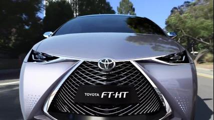 Toyota Представи нoвия си модел