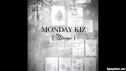 Monday Kiz - Love runs away