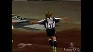 Pavel Nedved Vs Real Madrid (3 - 1)