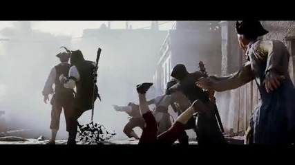 Assassin's Creed Unity Trailer
