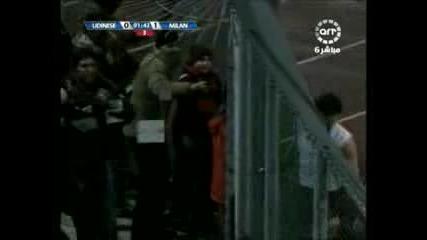 Milan 1 - 0 Udinese Goal By G - Klasata
