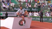 Надал с рекордна пета поредна титла от - Ролан Гарос