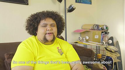 Local heroes: The plus-sized skateboarder helping other fat kids roll