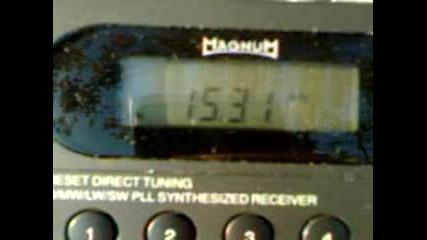 Ббс радио от Тайланд 15310 khz