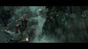 *new* Clash Of The Titans Trailer (2010) *hq*