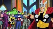 Свръх великата анимация Отмъстителите: Най-могъщите герои на Земята (2010-2011-2012)