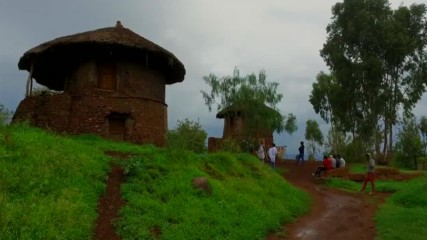 Свещените места в Етиопия (