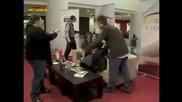 Anahi - Live in Rumania ( Acasa Tv ) Parte 4