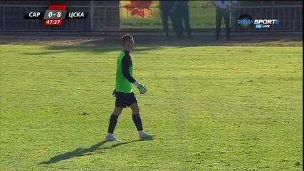 Божилов направи резултата 8:0 за ЦСКА