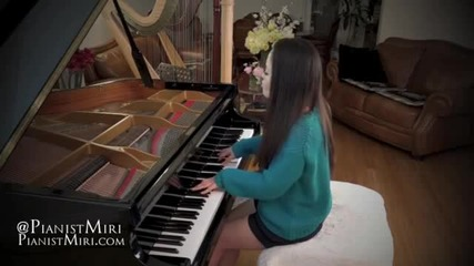 Jessie J - Flashlight (from Pitch Perfect 2) Piano Cover by Pianistmiri