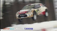The Race - 2015 Wrc Rally Sweden - Best-of-rallylive.com