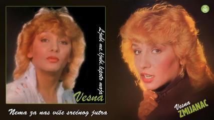 Vesna Zmijanac - Nema za nas vise srecnog jutra - (Audio 1982)