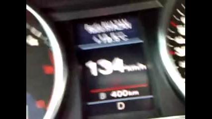 Audi Q7 v12 Tdi quattro - Acceleration 0 - 180 km/h
