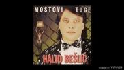 Halid Beslic - Mostovi tuge - (Audio 1988)