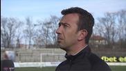 Георги Петков стана Играч на мача Славия-Черно море