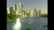 В Сидни чистят след пясъчна буря
