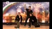 Група Effect Изправиха Публиката на Крака - Бг Търси талант
