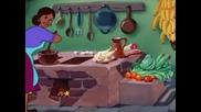 Планиране За Добро Хранене / Анимация
