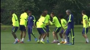 Моу не иска Лига Европа за Челси