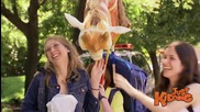 Смях! Жираф в парка - скрита камера