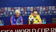 Russia: Colombia prepares for WC opener against Japan