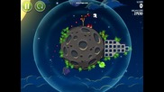 angry birds space епизод 3