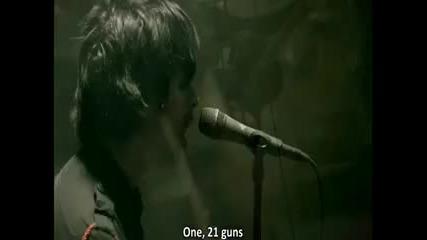 Green Day - 21 Guns [official Video]