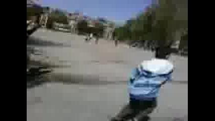 простаци играят народна топка
