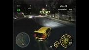 Nfsu2 - Max Traffic - Single drift