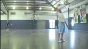 Невероятни кошове с баскетболна топка