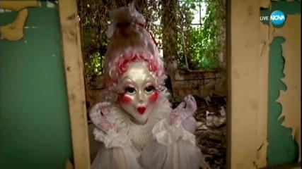 Принцесата изпълнява Louquuita на Claydee & Eleni Foureira | Маскираният певец