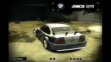 Nfs Most Wanted Bmw