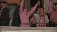 15 хиляди празнуваха в Мюнхен титлата на Байерн
