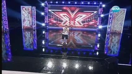 X Factor Bulgaria - Стефан Колев