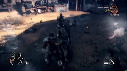 Mad Max Pc Game - Short gameplay video